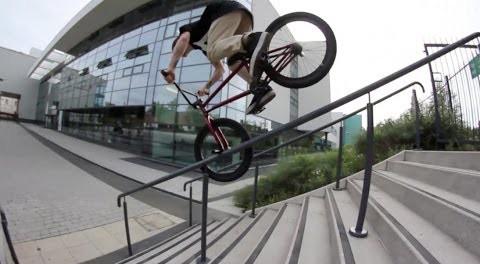 "BMX – DAN LACEY DUB ""HOMEGROWN"" SECTION"