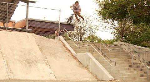 BMX – MIKE GRAY'S AMAZING 2014 HARO VIDEO