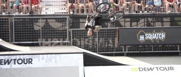 BMX: OCEAN CITY DEW TOUR – PARK SEMI FINALS