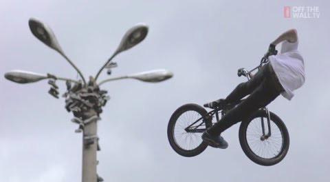 BMX – Paul Thoelen VANS Team Germany