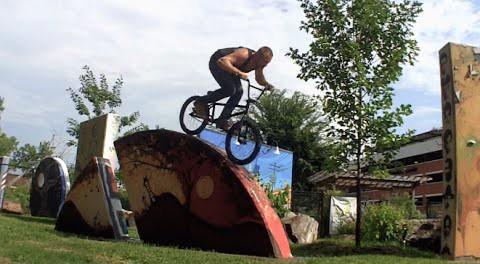BMX Street – Carl Espy