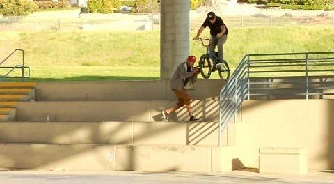BMX STREET – MATT CLOSSON 2014