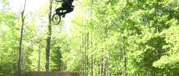 BMX TRAILS – CHRIS DOYLE, ROB DARDEN & FRIENDS