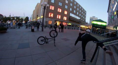 BMX – WORST SHINNER EVER