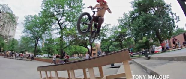 CHICAGO BMX STREET JAM