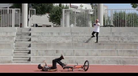 NASTY MONDAYZ – 18 Stair 360 To Ankle Destruction