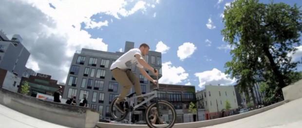 NYC BMX: HUGE STREET JAM