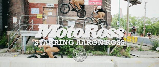 BMX – Aaron Ross – MotoRoss