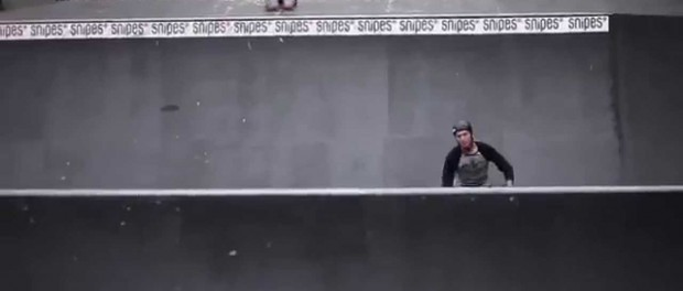 BMX – Awesome Flair Double Whip by Nick Bruce