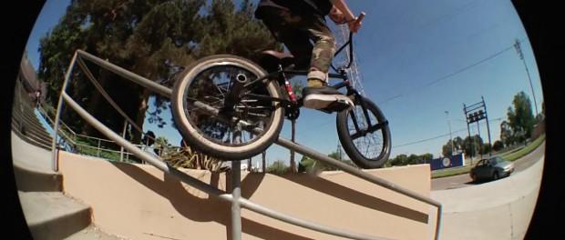BMX – BRANDON BEGIN – MERRITT 2014