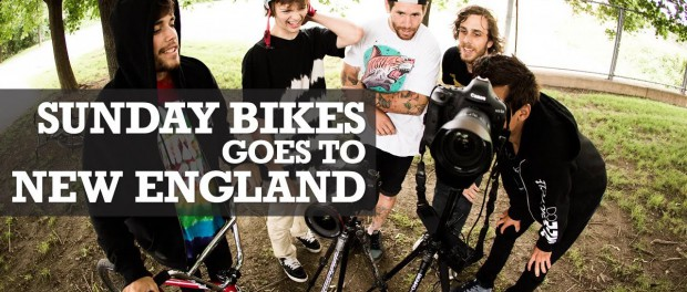 BMX – Chris Childs, Alex Magallan, Jake Seeley and Lee Dennis