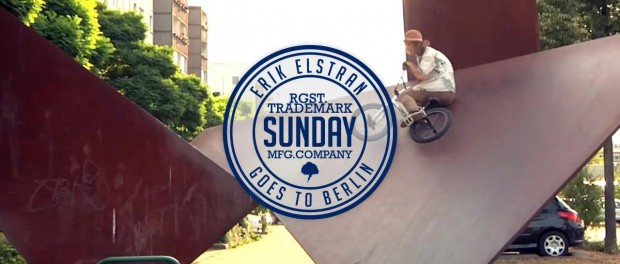 BMX – Erik Elstran Goes to Berlin