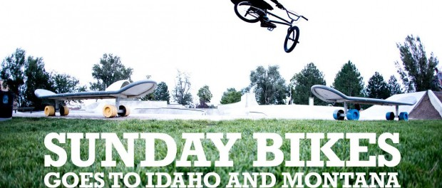 BMX – Gary Young, Chris Childs, Alex Magallan