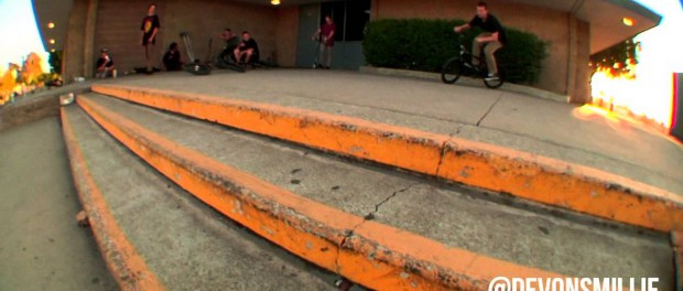 BMX – Instagram Slam: Devon Smillie & The Common Crew