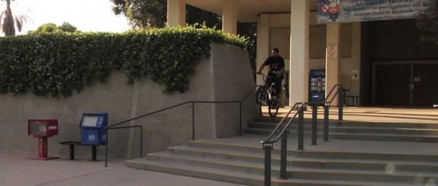 BMX – Jourdan Barba for ODI Grips