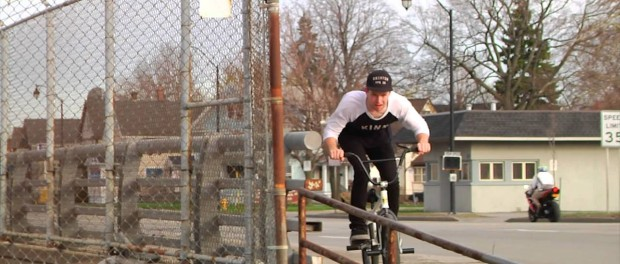 BMX – Kink/Eclat's Dan Coller 2014
