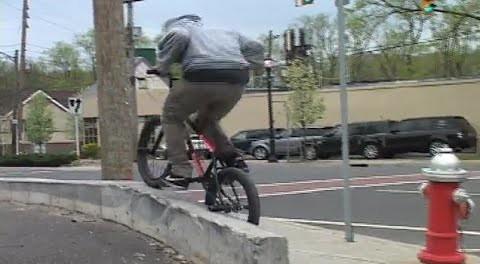 BMX Street – Marvin Morales Video