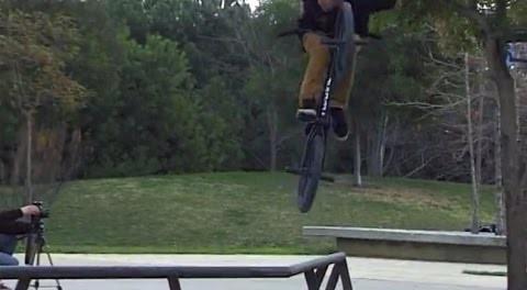 BMX STREET – MICHAL SMELKO FEDERAL BMX VIDEO