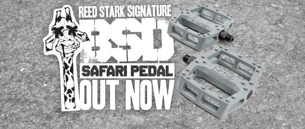 BSD – Reed Stark Safari Pedal