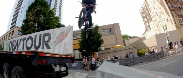 Portland Dew Tour – Streetstyle Practice Video
