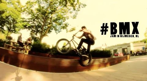 Awesome BMX Street Jam in NL!
