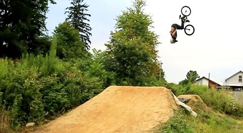 BMX CRASH – Backflip To Faceplant