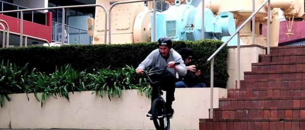 BMX – Dayvis Heyne 2014 Video