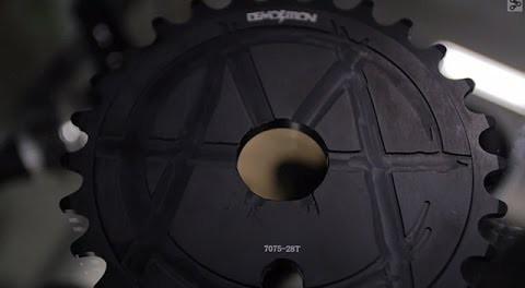 BMX: Interbike 2014 Spotlight – Demolition, Profile, & Bone Deth