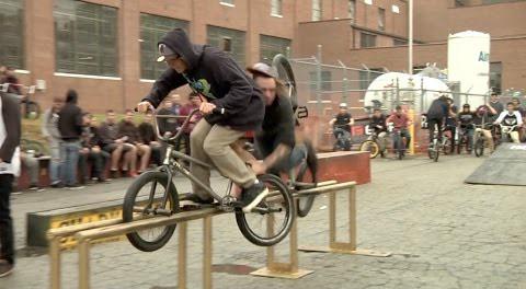 BMX – NEW ENGLAND CLAM CHOWDER VIDEO
