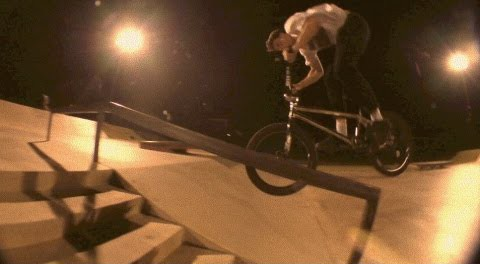 BMX – SCOTT DITCHBURN SKATEPARK VIDEO