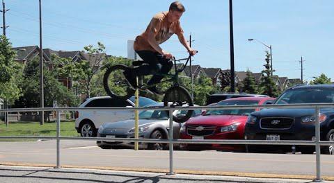 BMX STREET – GABE TRUAX 2014 VIDEO