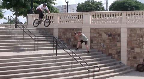 BMX STREET – PHIL JONES 2014 VIDEO