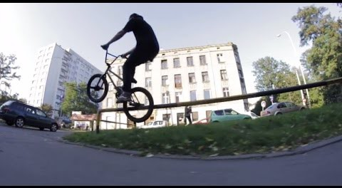 Damian Pel x STRESS x BMXLife.pl Welcome Video