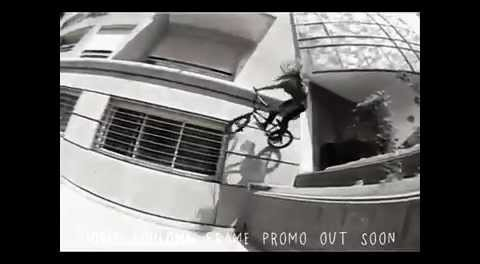 Joris Coulomb BMX Frame Promo Teaser