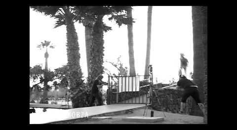 Lahsaan Kobza BMX INSANE GAP