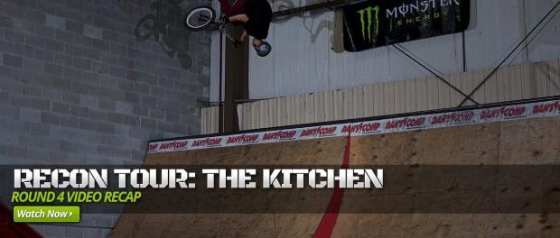 recon tour – the kitchen