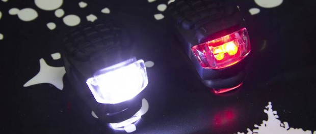 Subrosa Brand Interbike 2014 – Combat Lights