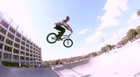 BMX – 2 Days in Austin with Panos Manaras