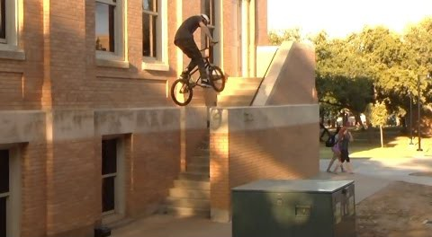 BMX – CODY ANDERSON IS A STREET BEAST