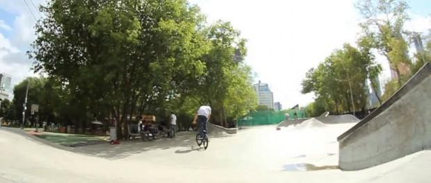 BMX – Max Chuprina, The Siberian Skate Plaza Wizard.