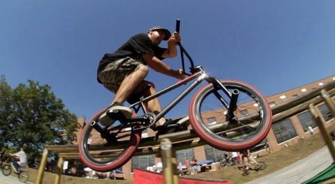 BMX – NEW ENGLAND CLAM CHOWDER 2014