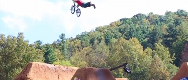 BMX – Red Bull Dreamline 2014 – Behind The Scenes With Gary Young Part One