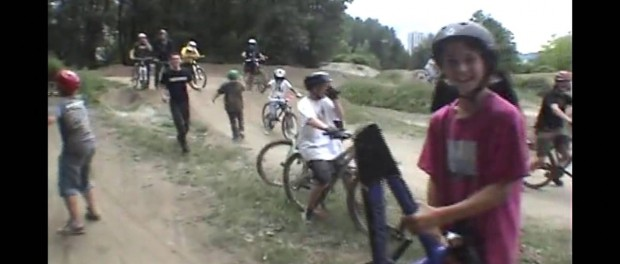 BMX Rider Breaks Frame & Everyone Celebrates.