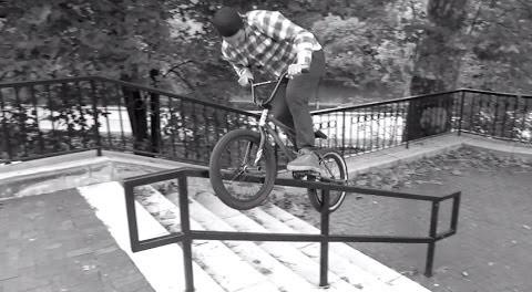 "BMX STREET – DAN CONWAY FIT ""SAVAGE"" VIDEO"
