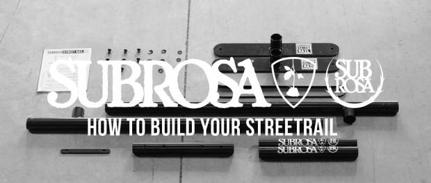 BMX Subrosa Street Rail – How To Build