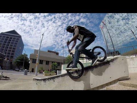 BMX – The Sez X TCU Halloween Edit