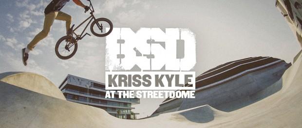 BSD, Kriss Kyle at the Streetdome