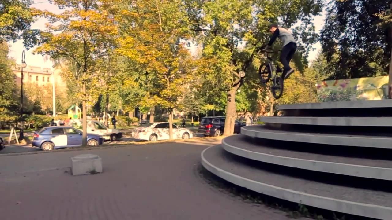 Nikita Zharkov for Stress BMX 2014