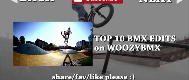 Simone Barraco – awesome Quick Clip @woozybmx