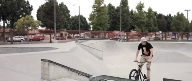BMX – Caique Gomes Skatepark Session
